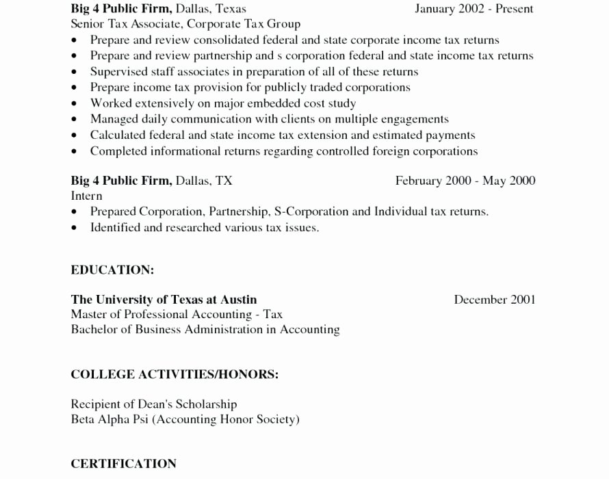 Writing A Simple Resume Sample Summary for Job Change In