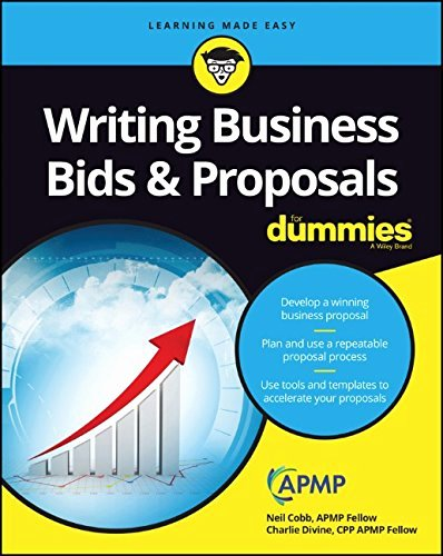 Writing Business Bids and Proposals for Dummies P2p