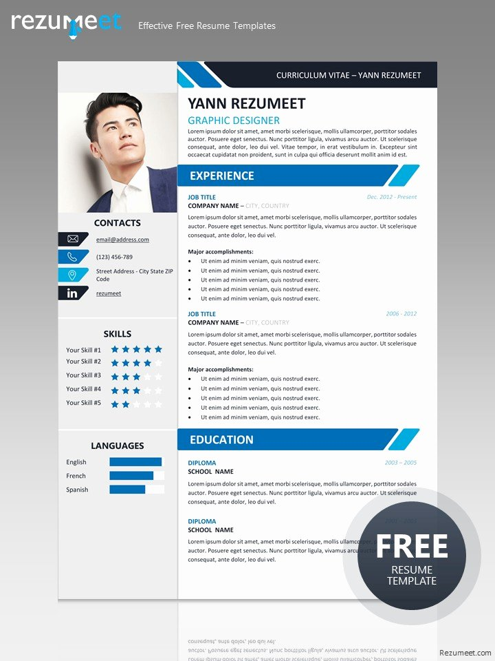 Yanaka Professional Resume Template