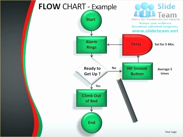Yes No Flowchart Example Does Examples for Students