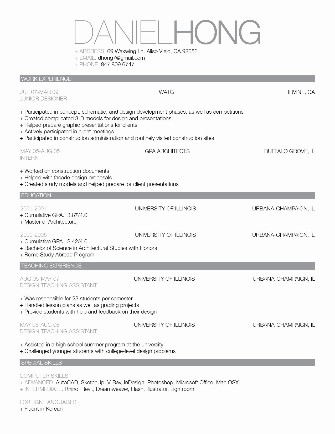 Your Guide to the Best Free Resume Templates