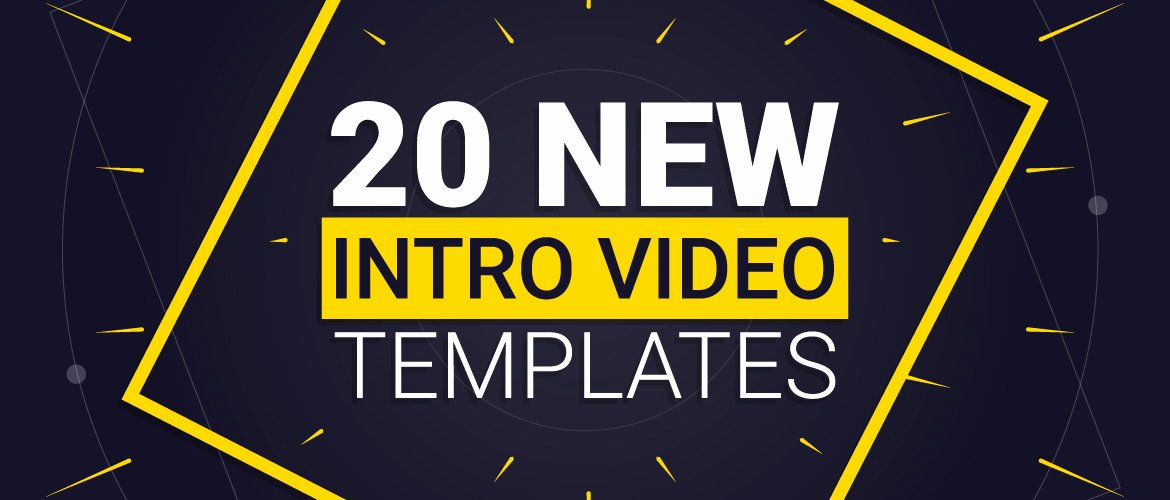 Youtube Intro Templates Free Gallery Template Design Ideas