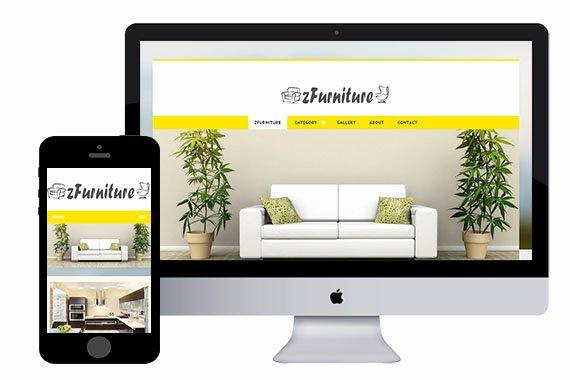 Zfurniture2 – Free Responsive HTML5 Template Zerotheme